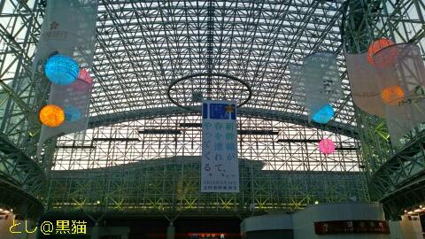 北陸新幹線開業で盛り上がる金沢駅