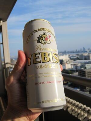 シルクヱビスビール