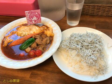 スープカレー カムイ なないちゃんの手作りカレー(特典付き) 1辛