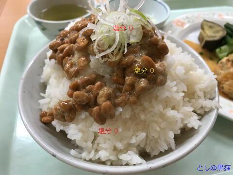 豆腐ハンバーグ生姜ソース