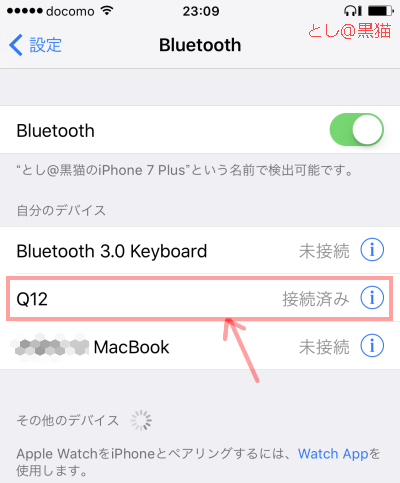SoundPEATS Bluetooth イヤホン Q12