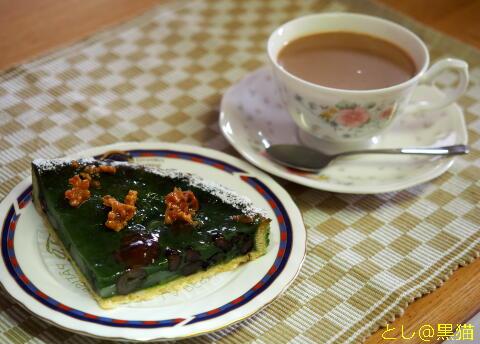 FLO(フロ・プレステージュ) 抹茶のタルト