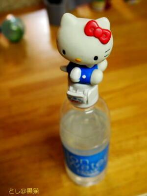 ペットボトルキャップ