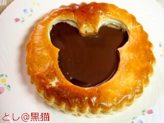 ミッキーマウス チョコパイ