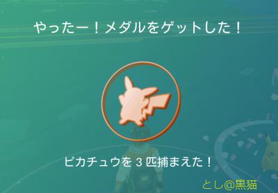 ピカチュウ! 夜のお台場 ポケモン GO